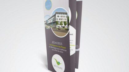 Plaquette travaux santé Rhône
