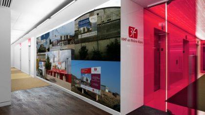 Panneaux de commercialisation constructeur à Lyon et Rhône