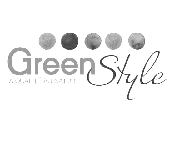 Logo Services Green Style