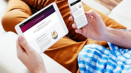 Communication réseau national industrie conception site web
