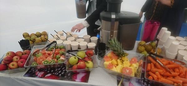Cuisine centrale producteurs Toque & Sens
