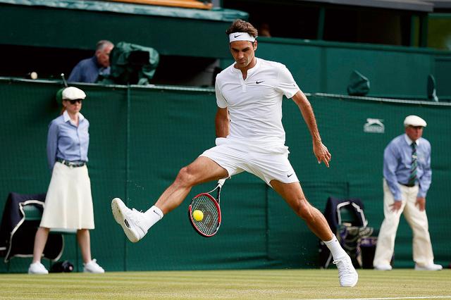 La Créativité par Federer