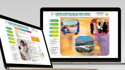 Refonte du site web Santé