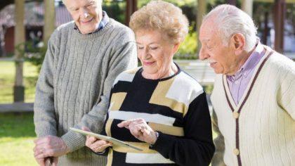 Réseau social spécifique seniors Santé